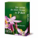 Jeu de 39 cartes pour choisir et connaitre de manière intuitive et efficace les fleurs de Bach et leur champ d'action.