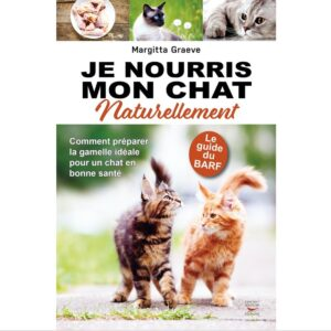 Alimentation naturelle du chat par le barf