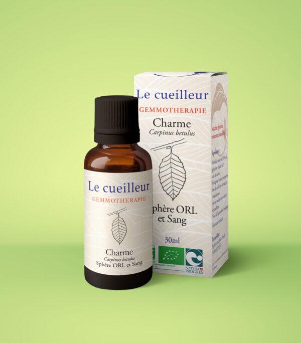gemmothérapie, macérat de bourgeon de charme, 30 ml